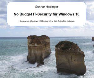 No Budget IT-Security für Windows 10 - eBookEdition - Cover