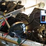Tischleuchte: Halogen auf LED Umbau