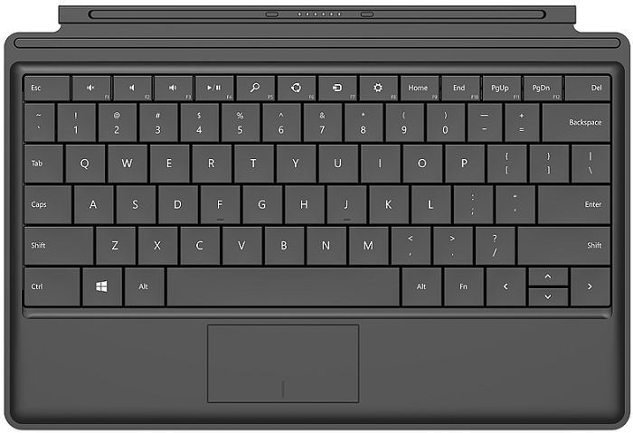 Microsoft Surface TypeCover